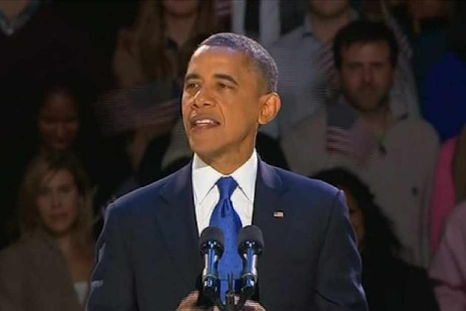 Obama réelu contre Romney :