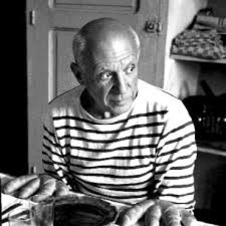 12h15 - Dans la cour du Château : Accueil des invités, vernissage de l'exposition Picasso,