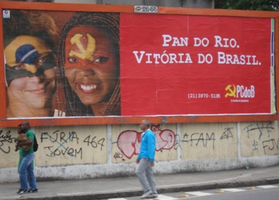Situation Politique au Brésil : position du PCdoB