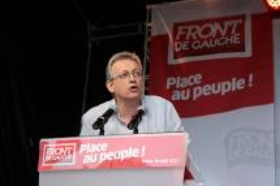 Pierre Laurent sur Public Sénat dans l'émission