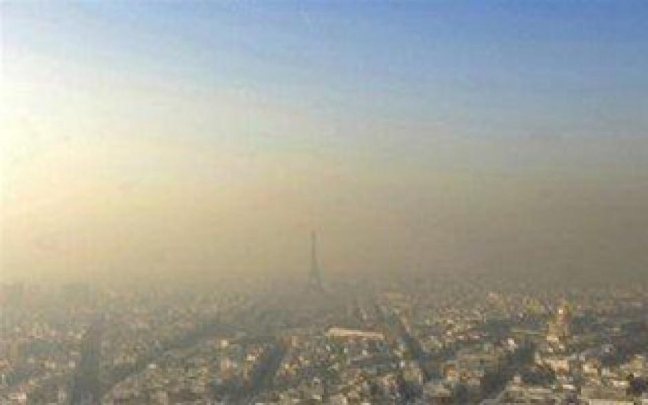 Pic de pollution atmosphérique :