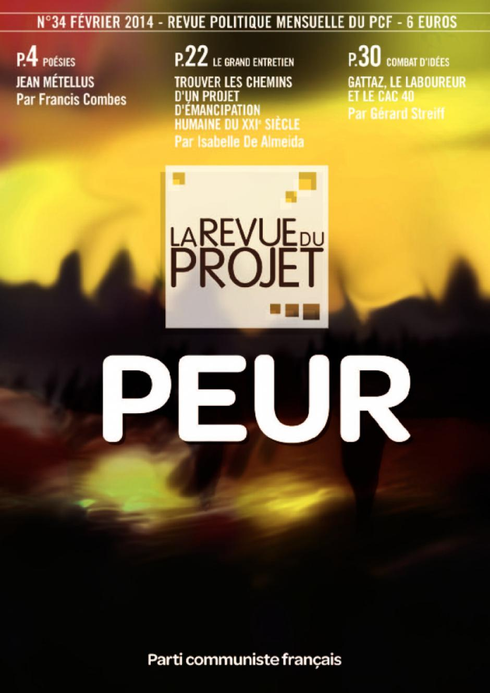 La Revue du projet, N°34, février 2014