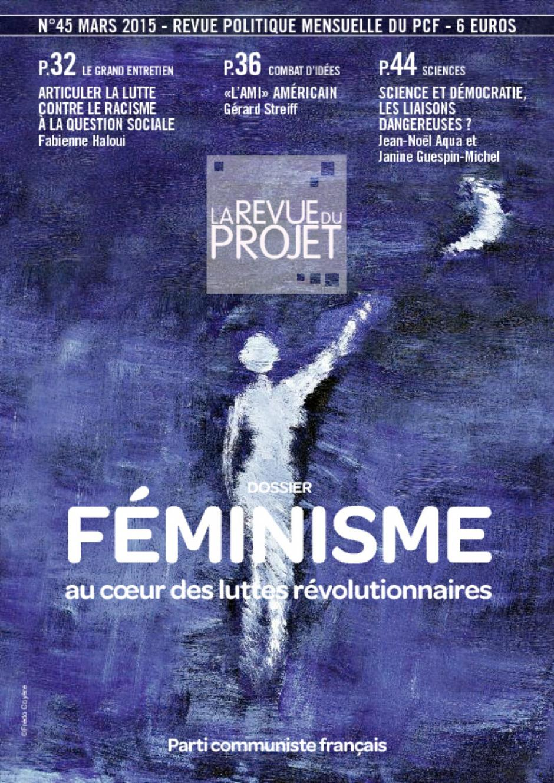 La Revue du projet, n°45, mars 2015