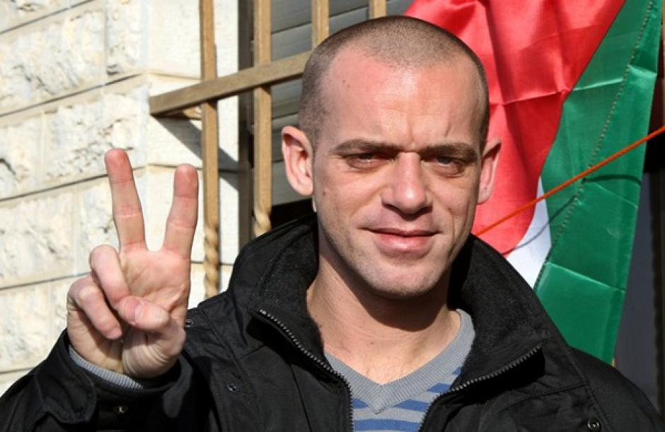 Montpellier - Préfecture : Rassemblement de soutien à Salah Hammouri