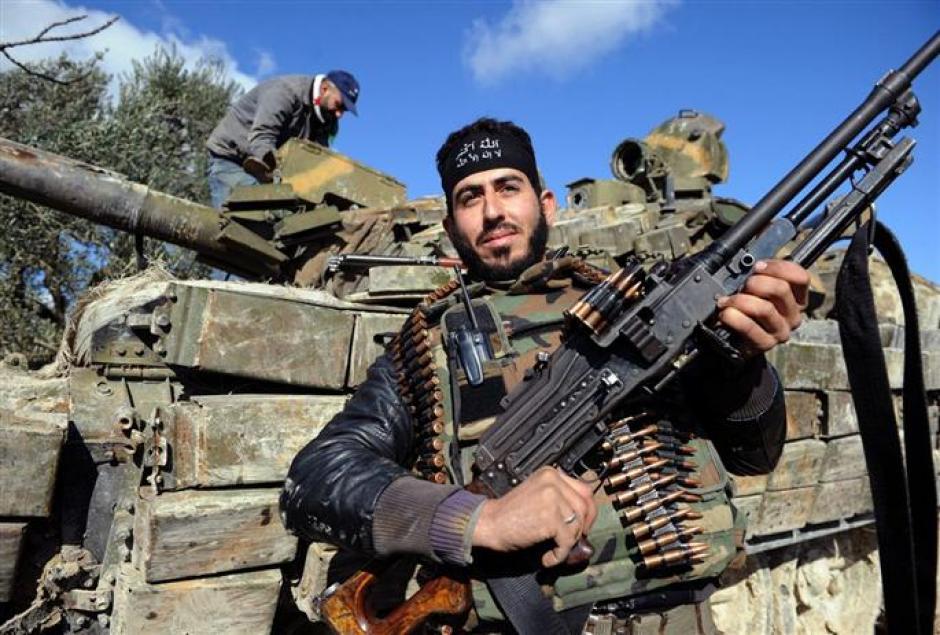 Syrie: le PCF condamne la consternante décision d'une levée de l'embargo sur les armes