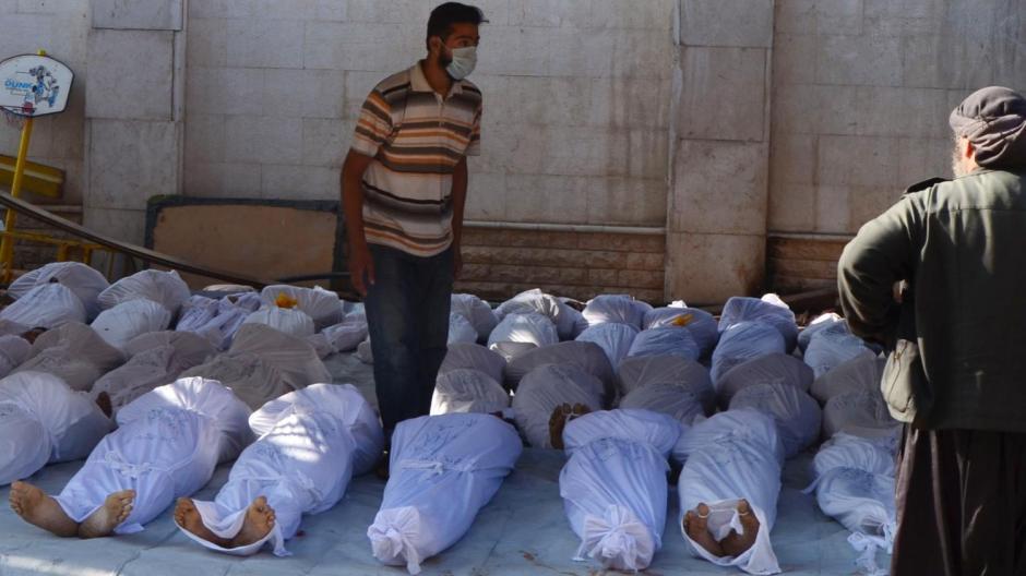 Syrie: toute la vérité doit être établie sans délais sur ce qui s'est passé dans la banlieue de Damas