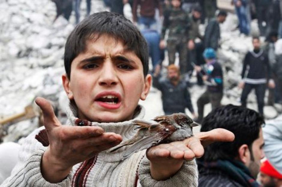 Syrie : Donner sa chance à la solution politique