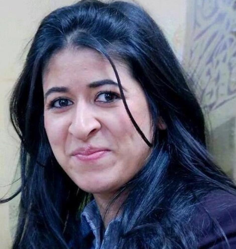 Wafaa Charaf, condamnée à deux ans de prison pour « mensonges et diffamation », en grève de la faim.