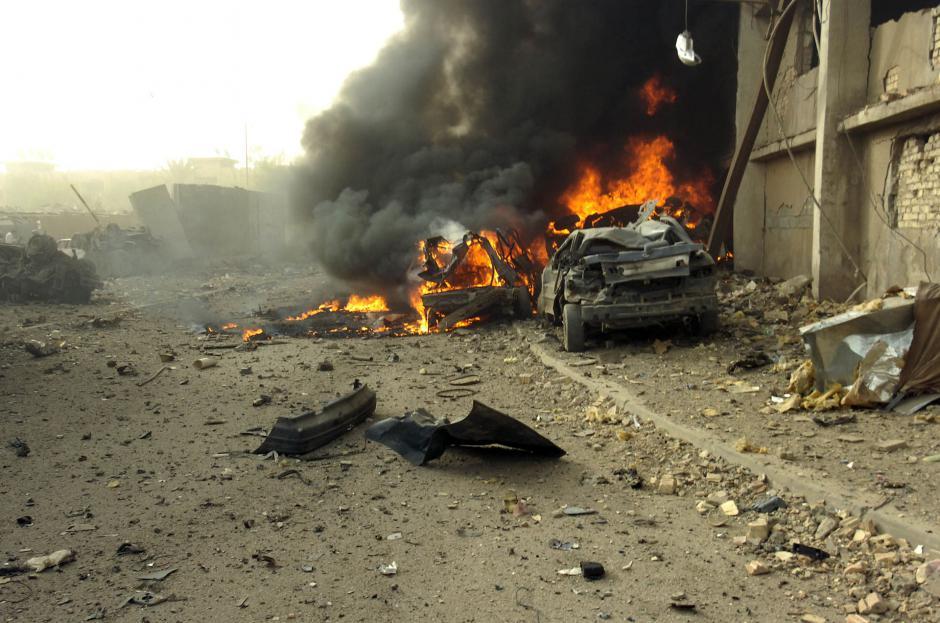 Attentat de Bagdad : Apporter aux forces démocratiques et progressistes irakiennes le soutien dont elles ont besoin pour ouvrir une perspective de paix en Irak. »