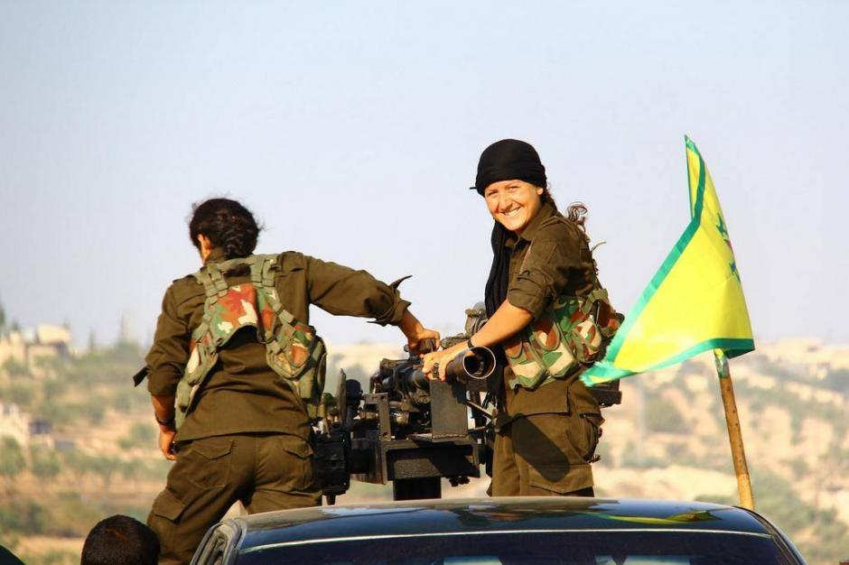 Le PCF appelle la France et l'Union européenne à agir immédiatement pour empêcher toute intervention militaire turque contre les Kurdes de Syrie